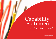 Wesco Capability Statement